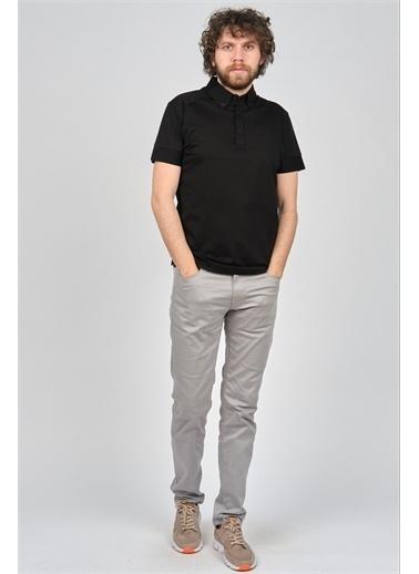 Arslanlı Arslanlı Erkek Polo Yaka T-Shirt  Siyah